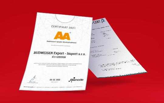certificate bisnode